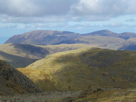 Grassmoor and Coledale Fells