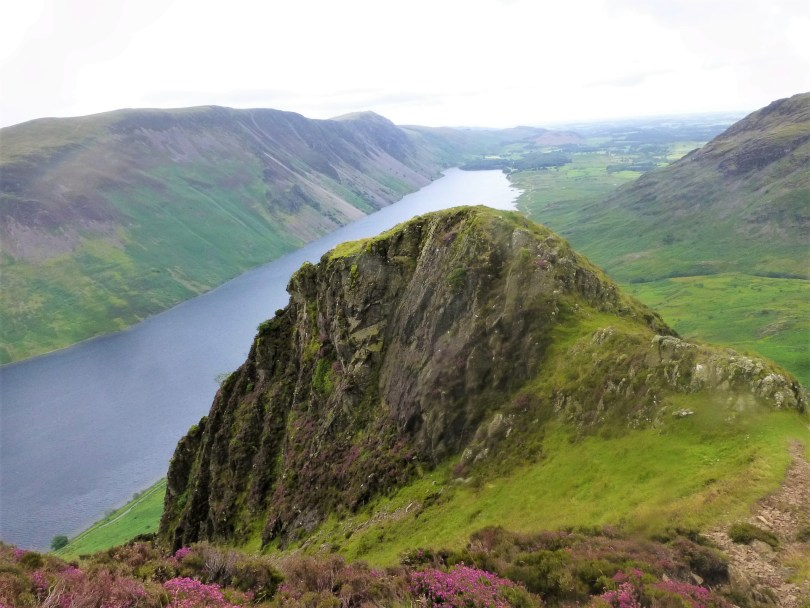 Wastwater over Bell Rib