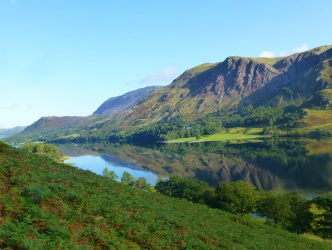 Buttermere and High Snockrigg