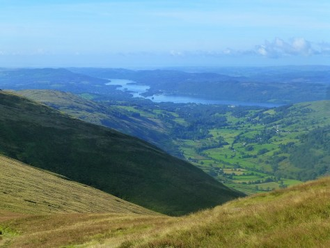 Windermere from Ill Bell