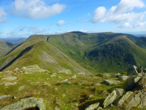 Thornthwaite Crag and Hall Cove