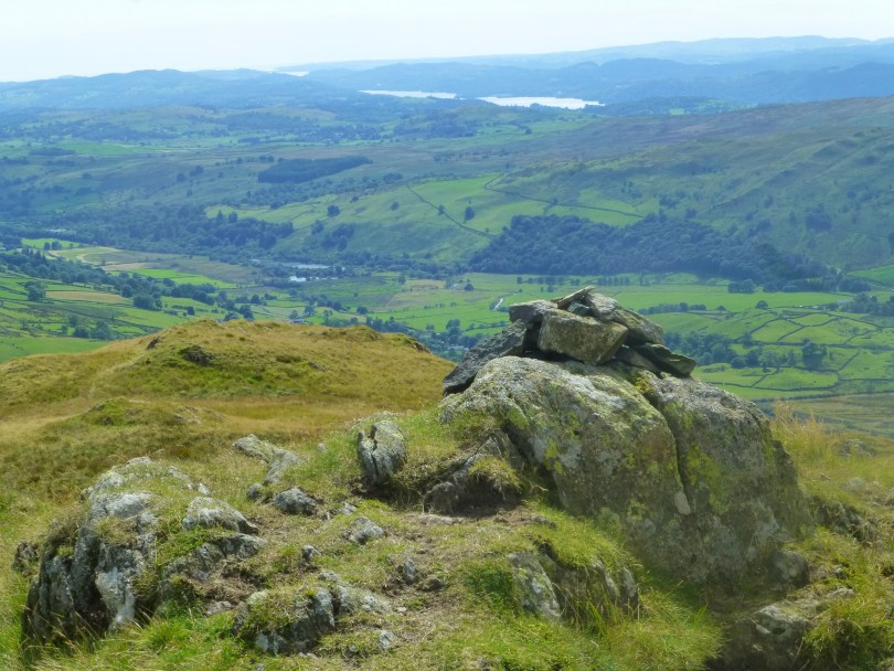 Kentmere Valley from Shipman Knotts