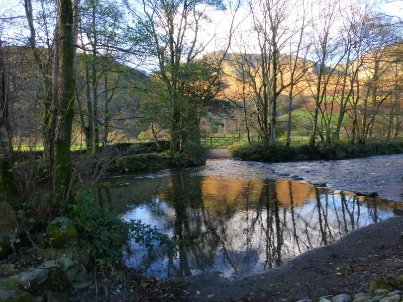 The River Derwent, Borrowdale