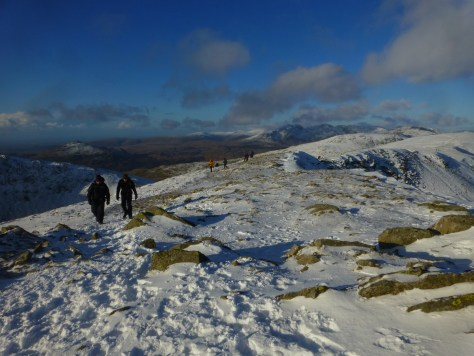 Ridge to Brim Fell from the Old Man