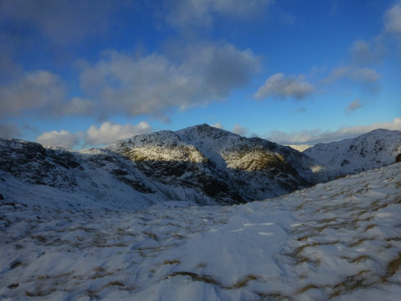 Wetherlam and Black Sails