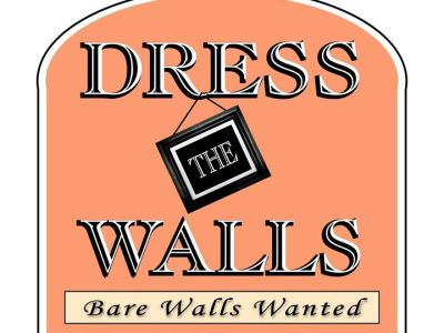 DRESS THE WALLS Bare Walls Wanted