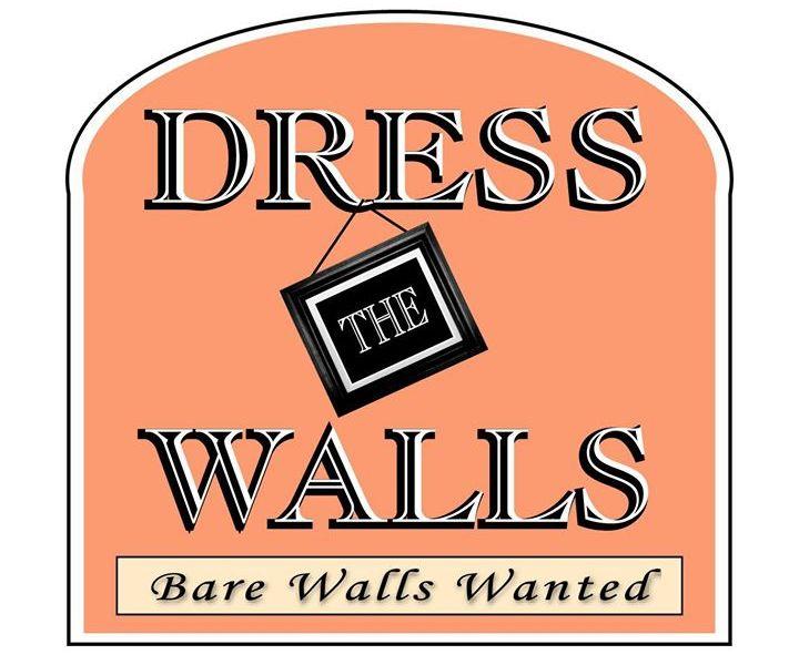 DRESS THE WALLS Bare Walls Wanted