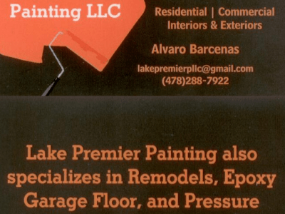 Lake Premier Painting LLC