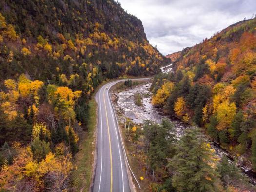 A Perfect Fall Day in Lake Placid | Lake Placid, Adirondacks