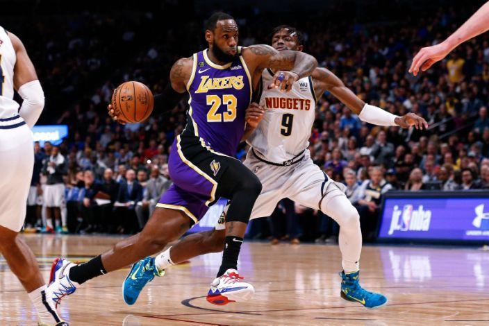 Los Angeles Lakers 120 – 116 Denver Nuggets