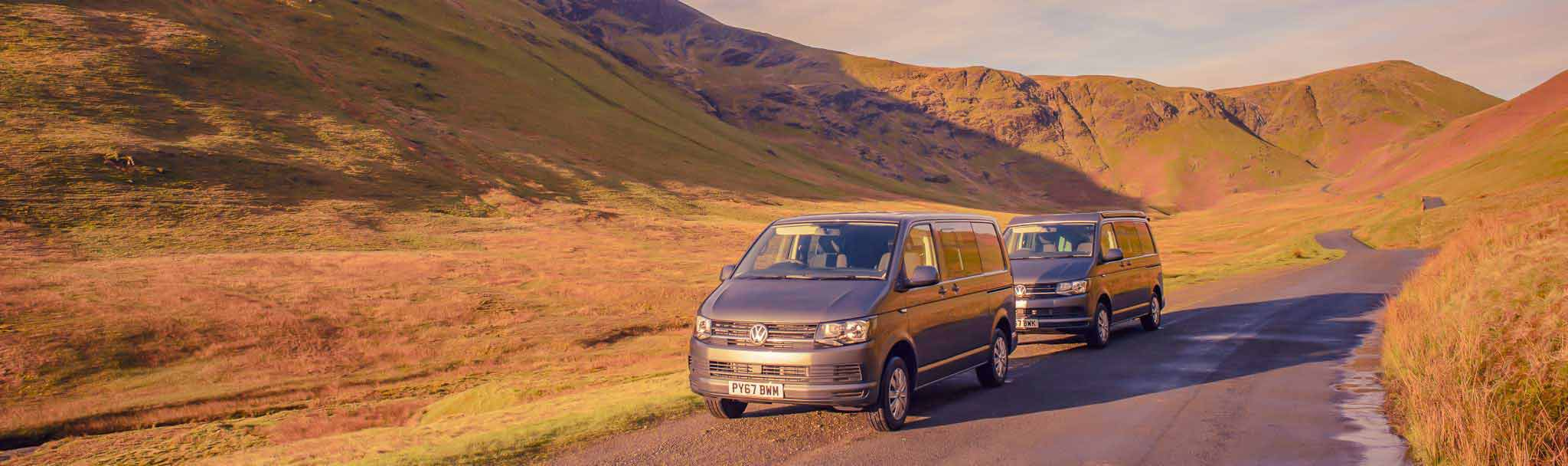 cumbria vw campervan hire