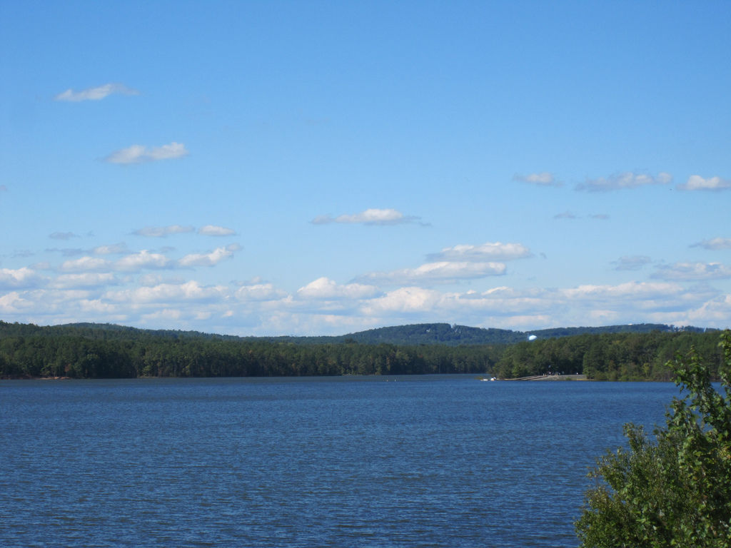 Image result for Pictures of Jordan Lake, NC