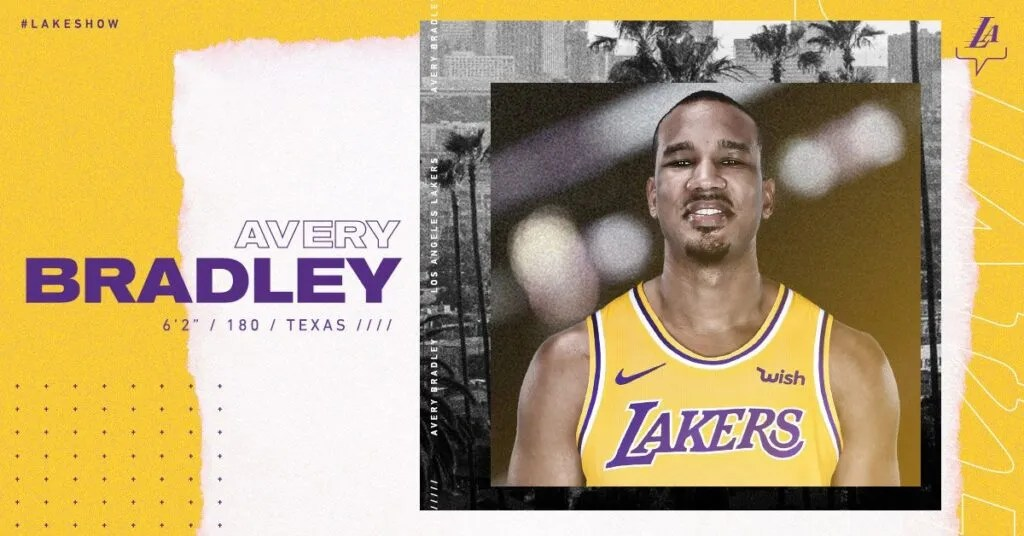 Avery Bradley