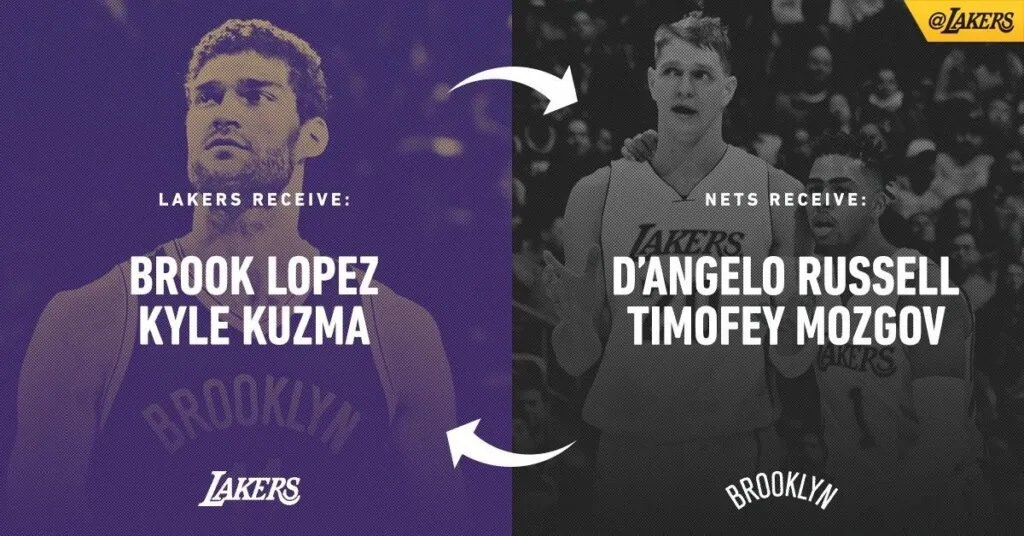Trade Lopez Mozgov