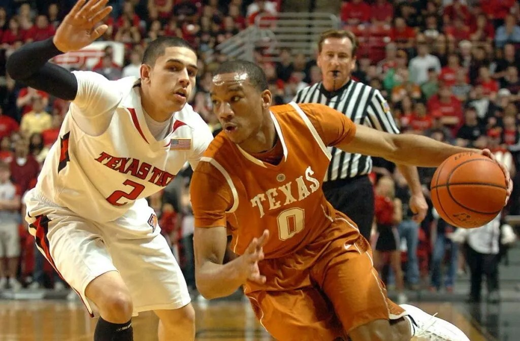 Avery Bradley, Texas Longhorns