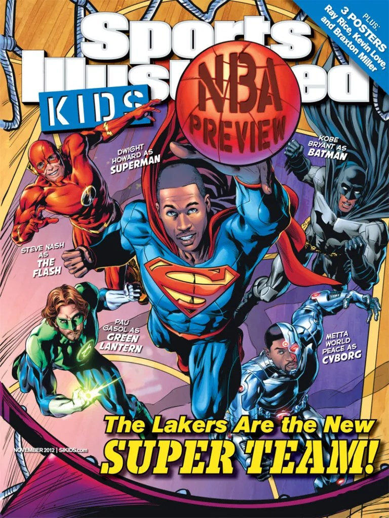 Sports Illustrated Kids, 2013 November Cover