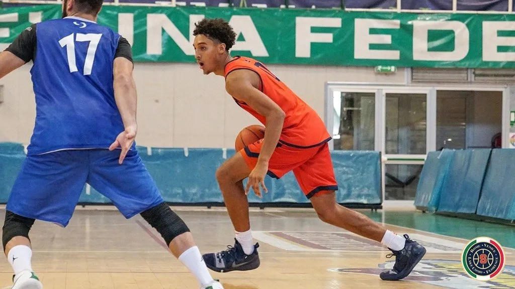 Brycen Goodine, Syracuse Orange vs. Siena Summer Select at Siena