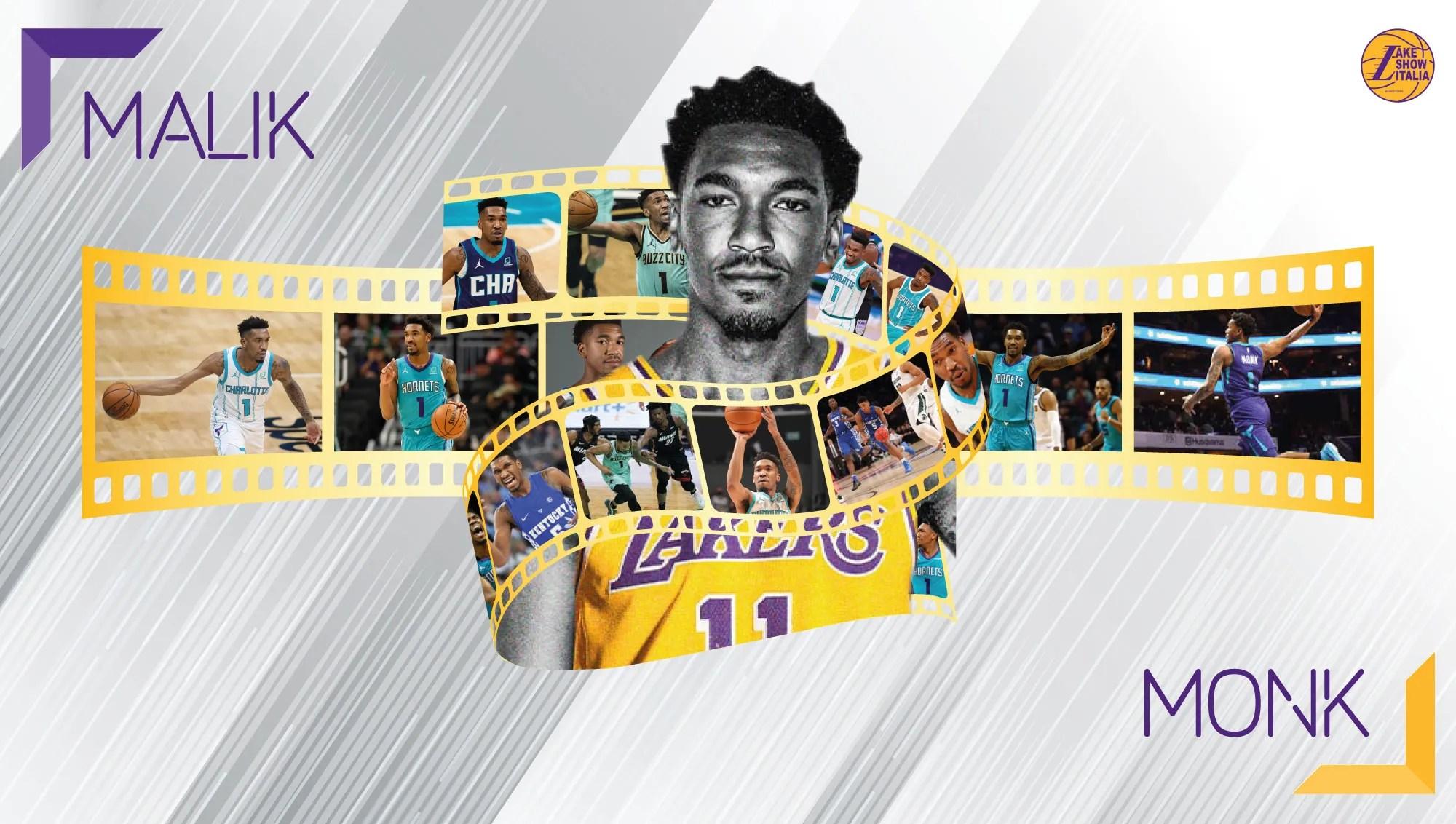 Malik Monk ai Los Angeles Lakers