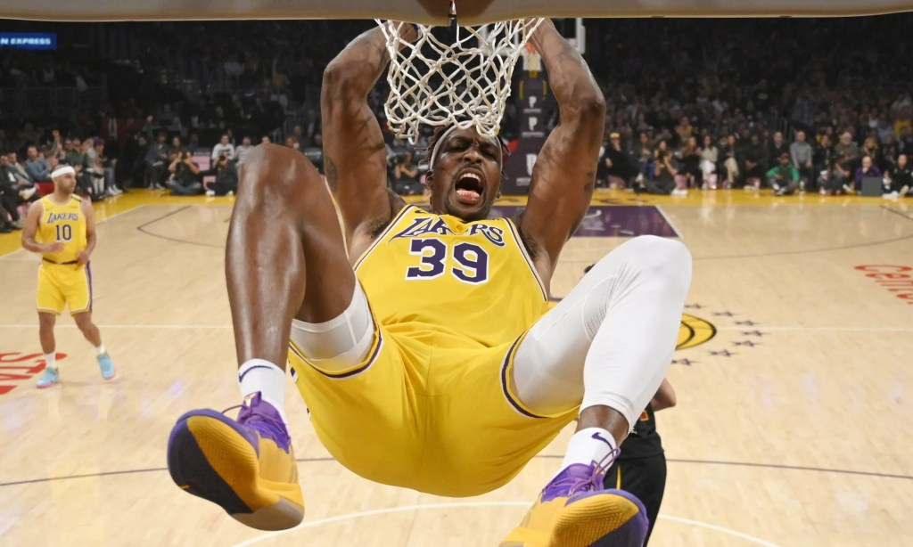 Dwight Howard, Los Angeles Lakers vs Cleveland Cavaliers
