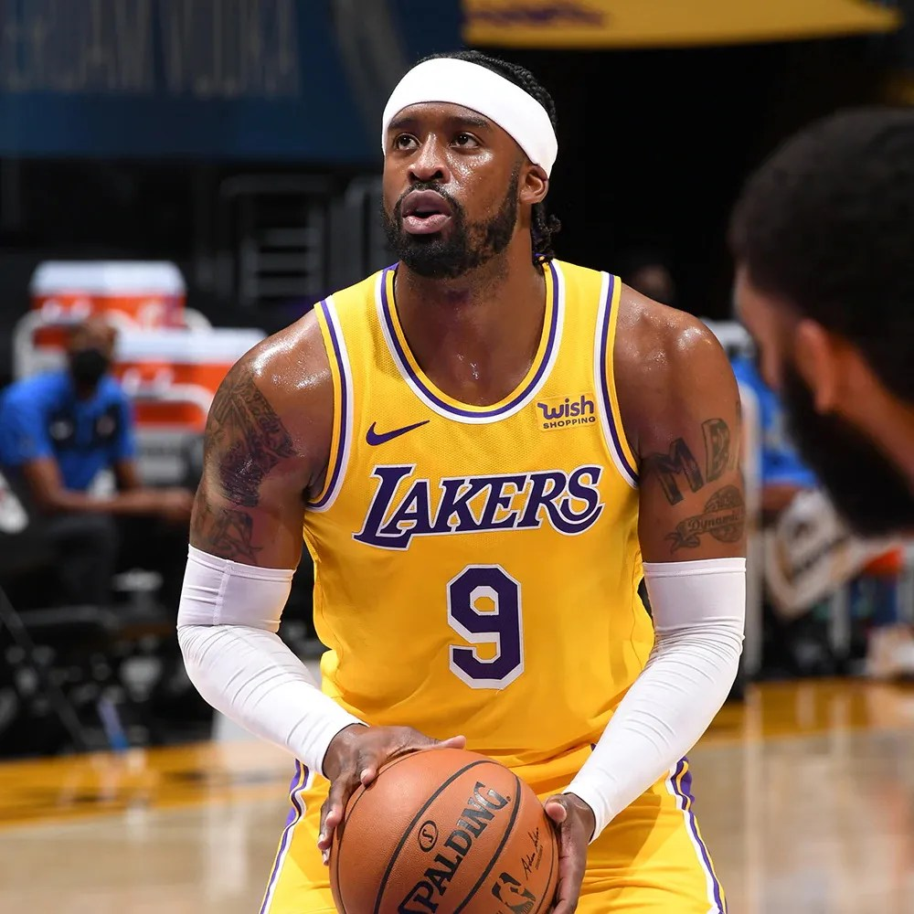 Wesley Matthews, Los Angeles Lakers vs Oklahoma City Thunder