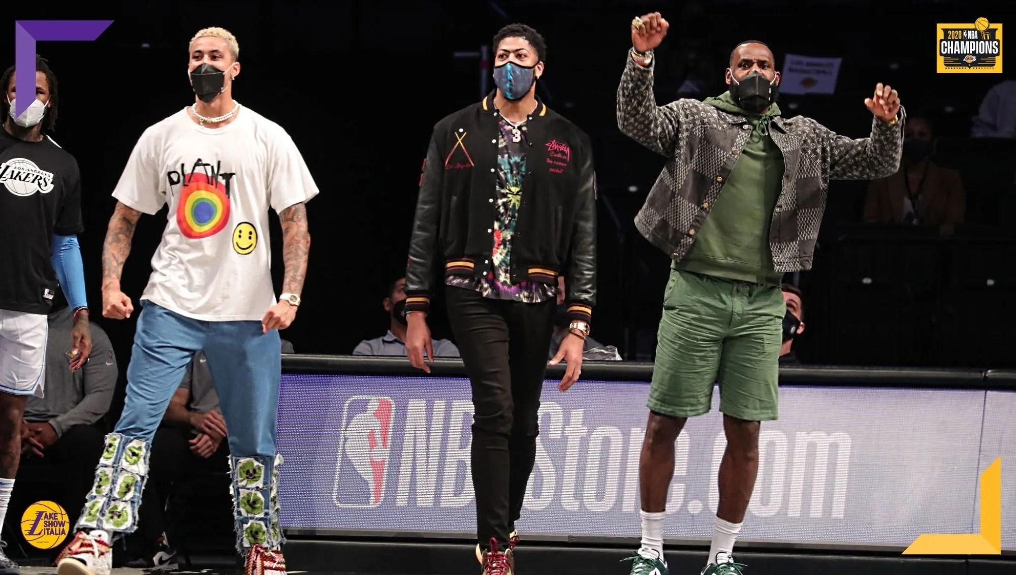 Trepidazione in casa Los Angeles Lakers: secondo Adrian Wojnarowski di ESPN, Anthony Davis e LeBron James sono vicini al rientro in campo.