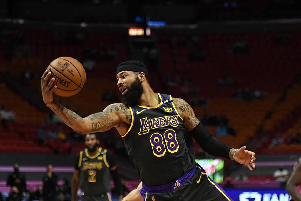 Markieff Morris, Los Angeles Lakers vs Miami Heat