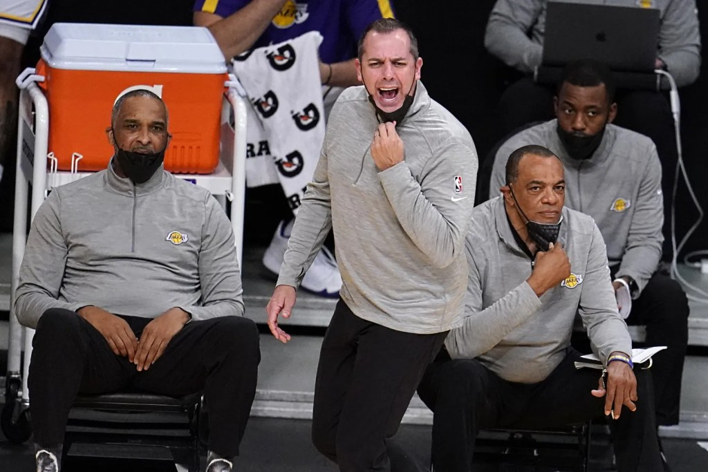 Frank Vogel, Los Angeles Lakers vs Phoenix Suns
