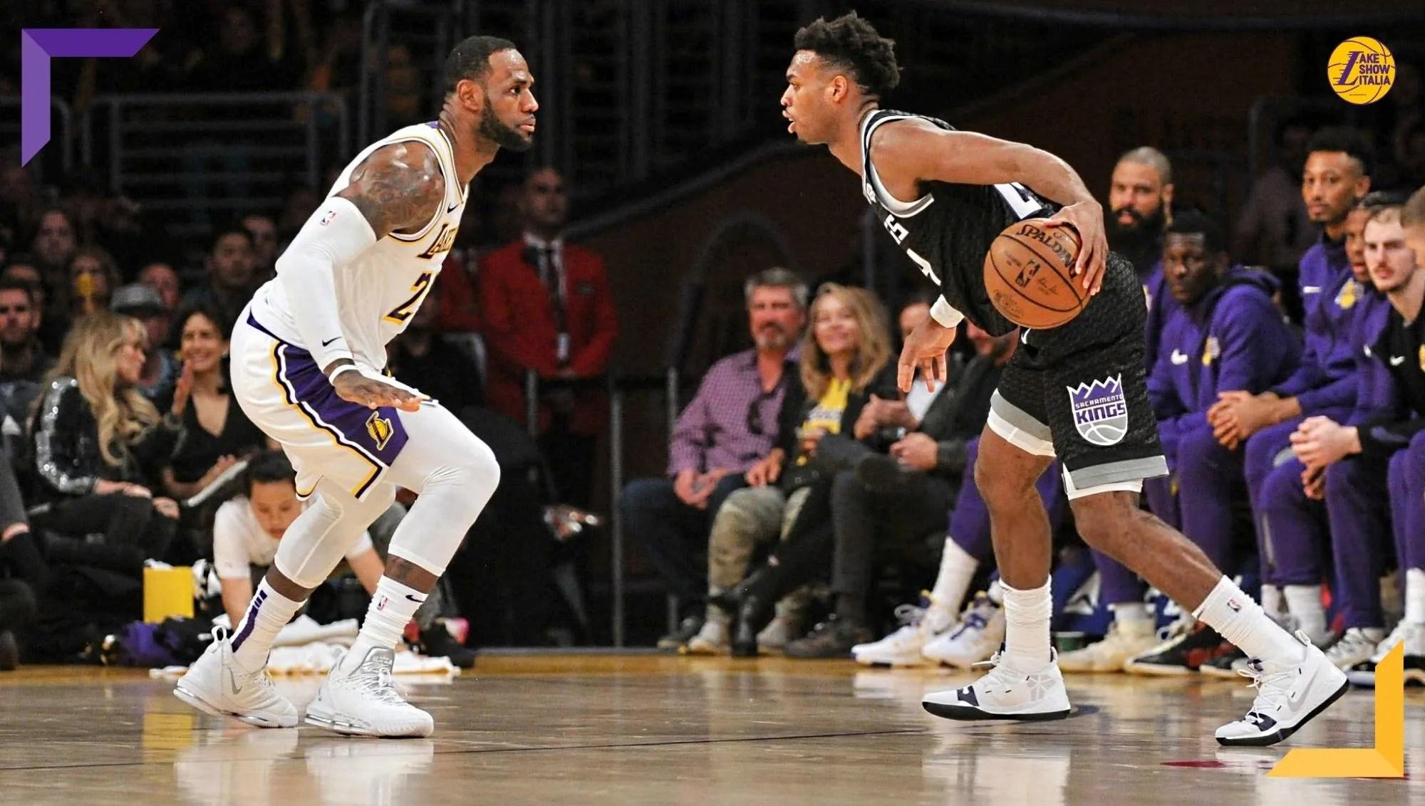 I Los Angeles Lakers in pressing sui Sacramento Kings per Buddy Hield. Kyle Lowry resta nel mirino mentre spunta l'ipotesi Landry Shamet.