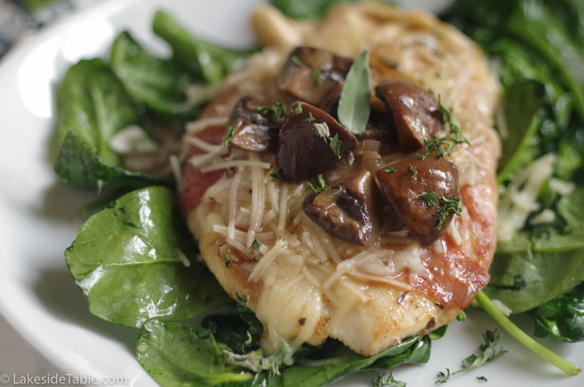 """What Makes a """"Best Recipe"""" like Saltimbocca?"""