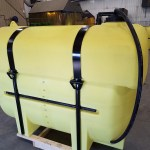 Top Tank with vented no leak lid