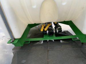 Lakestate Mfg plumbing and tank