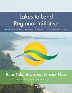 Full Document: Bear Lake Township Master Plan (55MB)