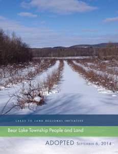 Tab4: Bear Lake Township People and Land (11MB)