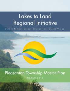 Pleasanton Township Master Plan (53MB)