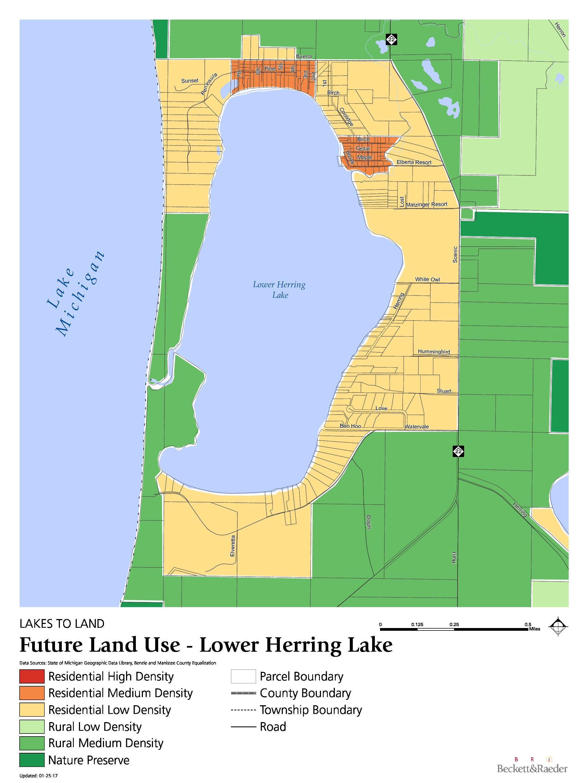 Future Land Use - Lower Herring Lake