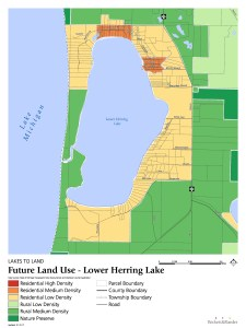 Future Land Use - Lower Herring Lake
