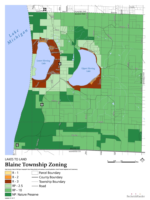 Zoning - Blaine Township
