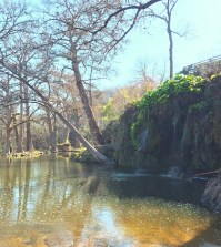 Krause Springs in Spicewood, Texas