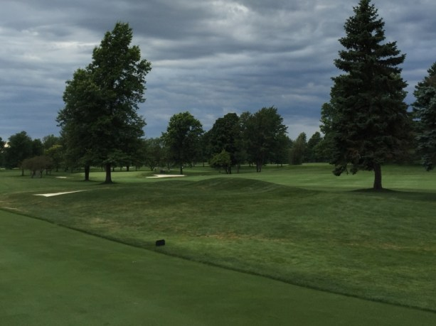 Lake View Country Club Hole #6
