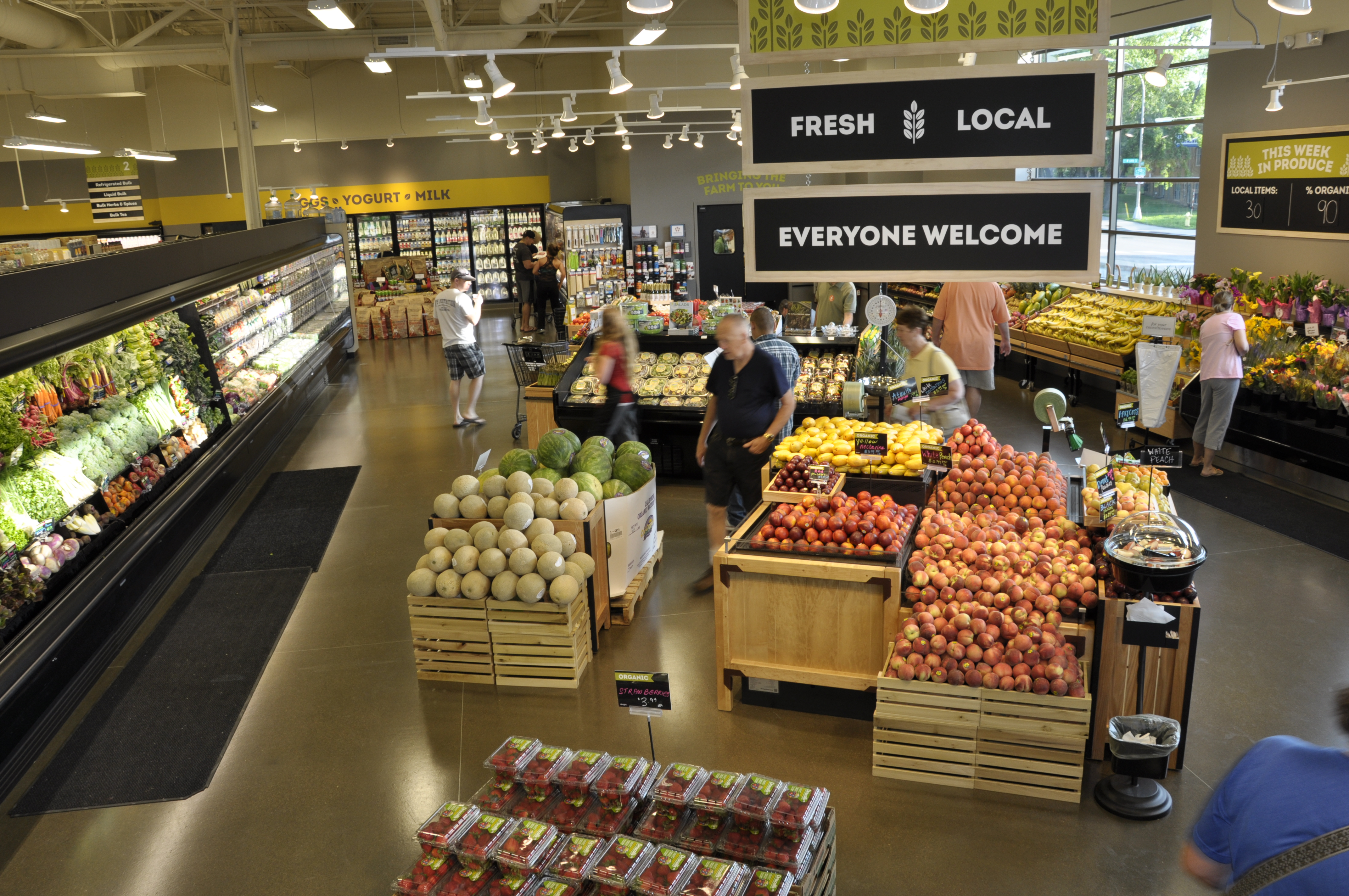Nations Fresh Foods Grocery Store