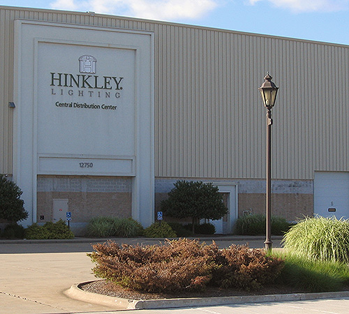 industrial manufacturer buys hinkley lighting warehouse will bring