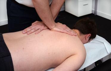 Work Injuries Physio Farnborough