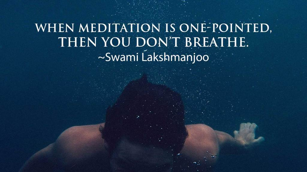 How you should meditate in Kashmir Shaivism