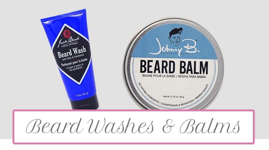 Beard Washes & Balms