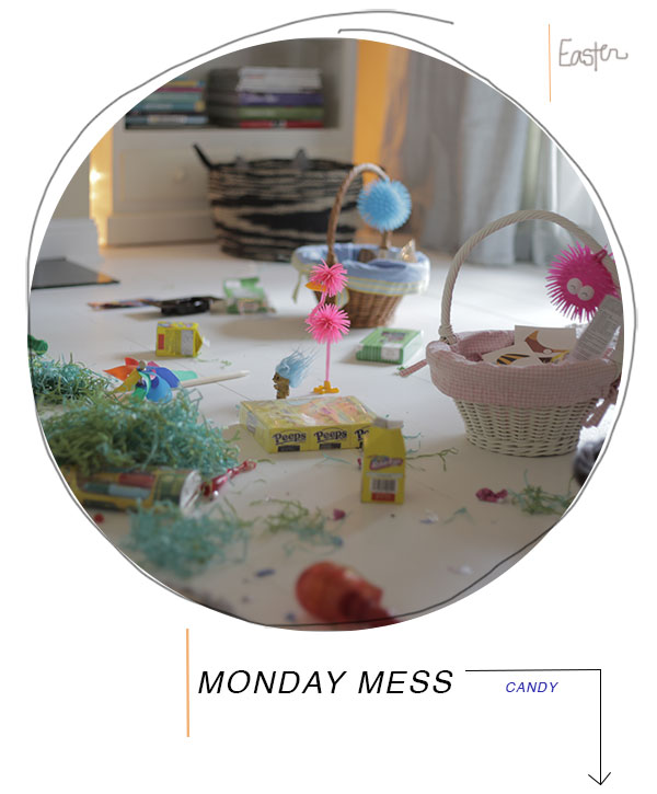 monday-mess easter_La La Lovely