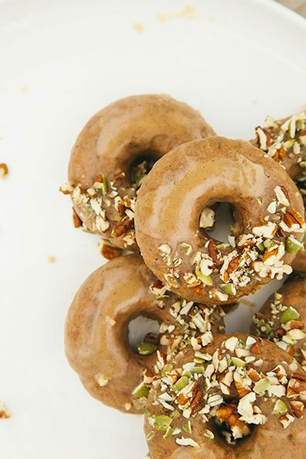 healthy donuts