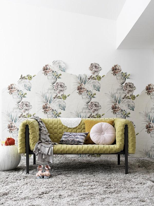 half-wall-wallpaper