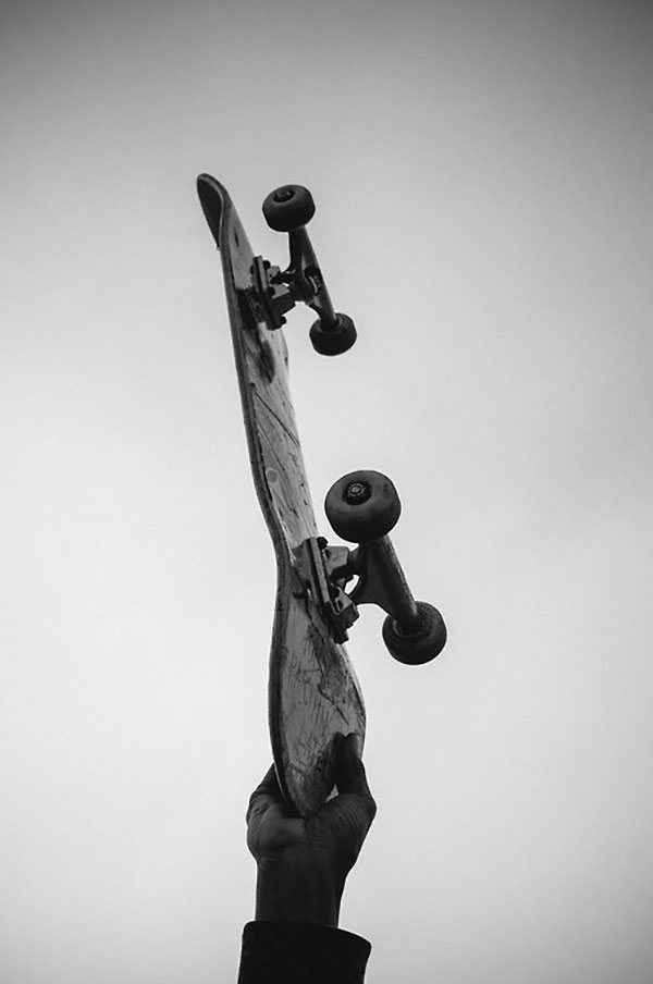 skateboard-