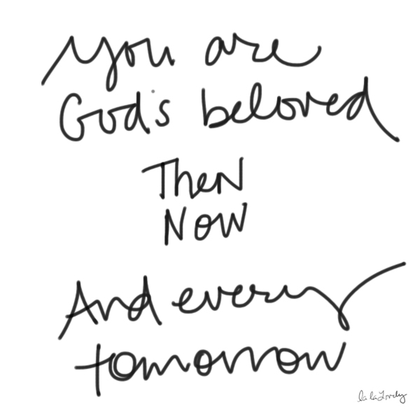 God's Beloved_lalalovelyblog