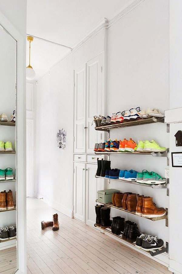 Organizing Shoes
